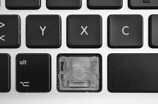 neveikia kompiuterio klaviatūra Išsiaiškinkime galimas priežastis kodėl neveikia kompiuterio klaviatūra