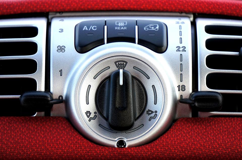 neveikia automobilio salono ventiliatorius