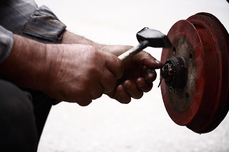 neveikia rankinis stabdis dėl ko  neveikia rankinis stabdis