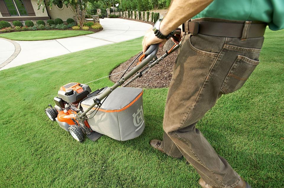 Kas gali įtakoti kai  žoliapjovės peilis blogai pjauna žolę