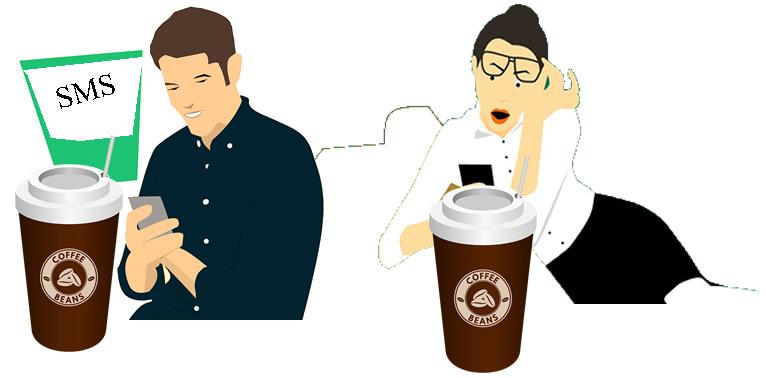 Sms tekstai labas rytas su kava