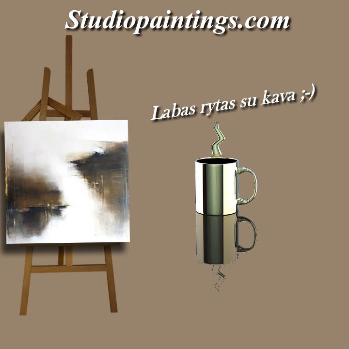 Abstraktūs paveikslai
